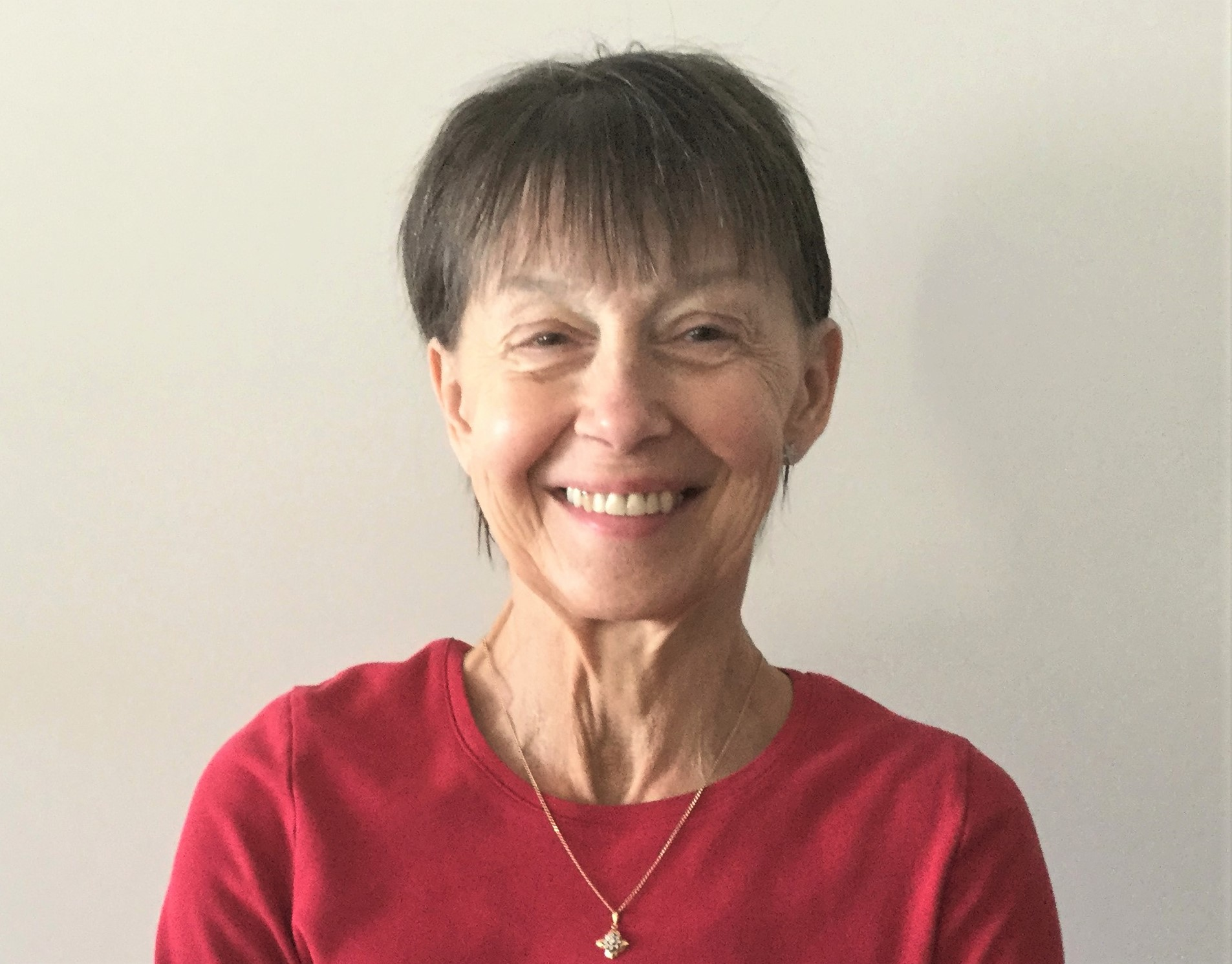 Linda Soltys, clinical trial participant since 2018